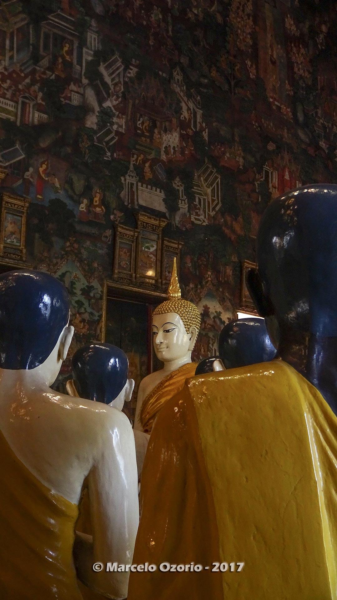 budhas bangkok thailand serie 20 - Buddhas of Bangkok - Thailand