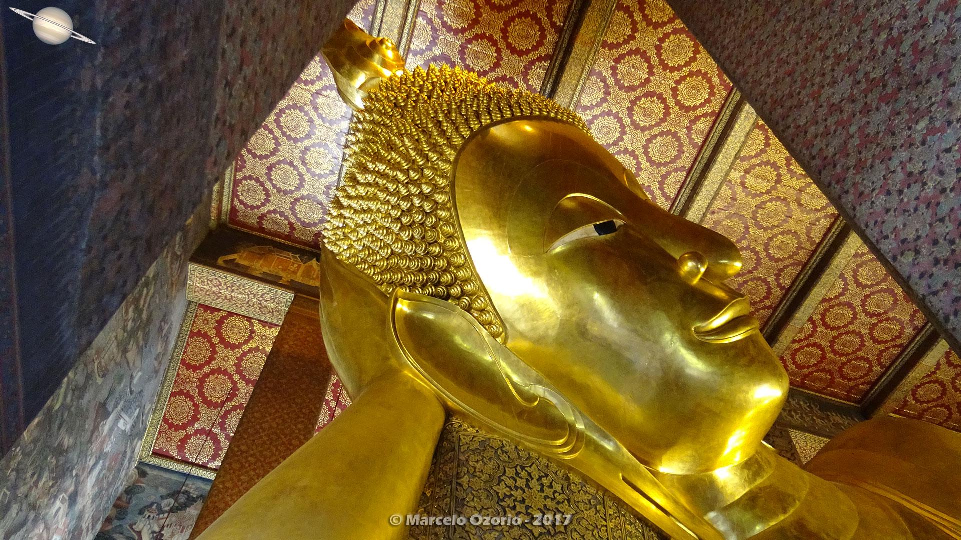 Templo Wat Pho - Bangkok - Tailandia