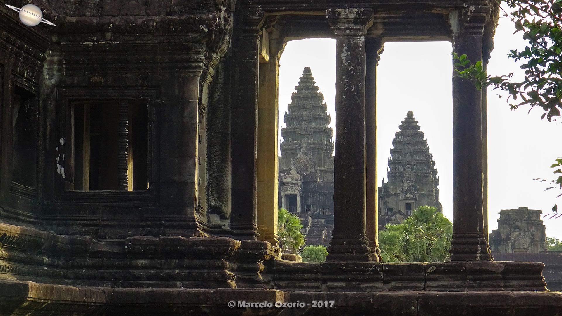Templo Angkor Wat - Siem Reap - Camboja