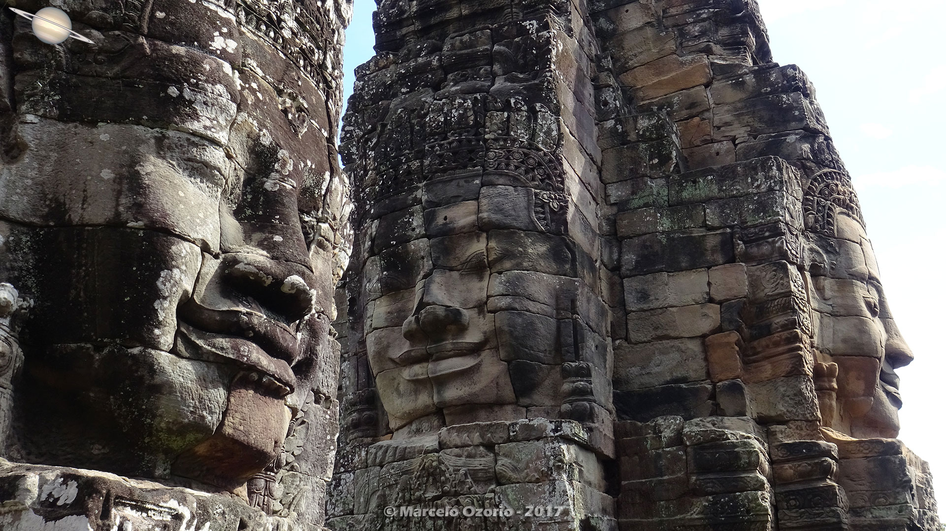 Bayon Temple - Siem Reap - Cambodia