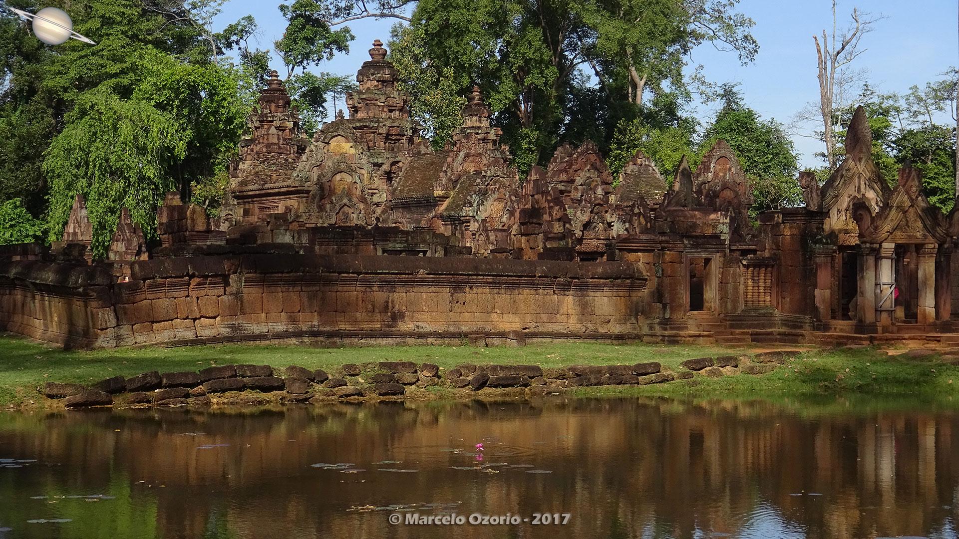 Templo Banteay Srei - Siem Reap - Camboja