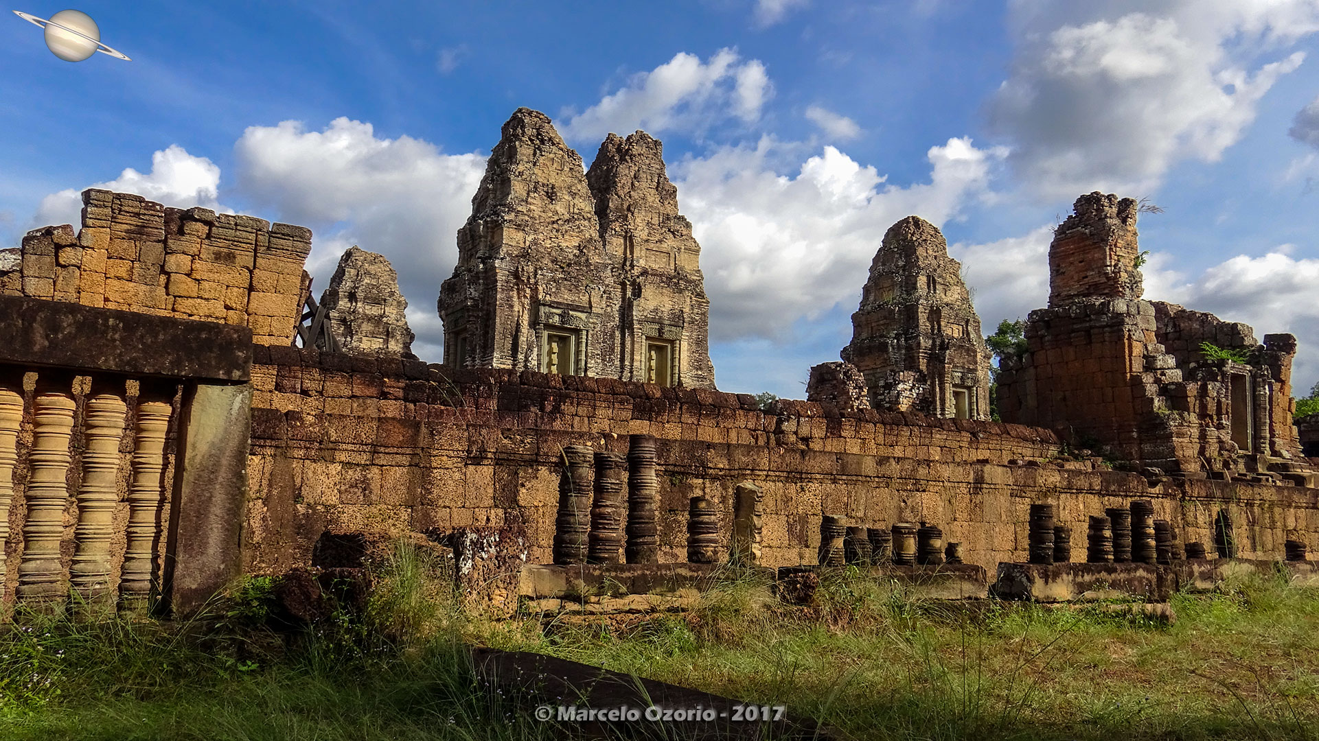 East Mebon Temple - Siem Reap - Cambodia