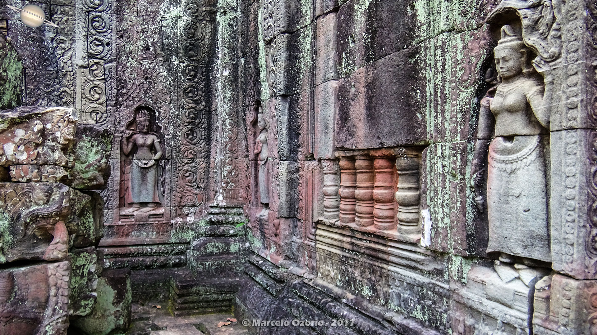 Ta Som Temple - Siem Reap - Cambodia
