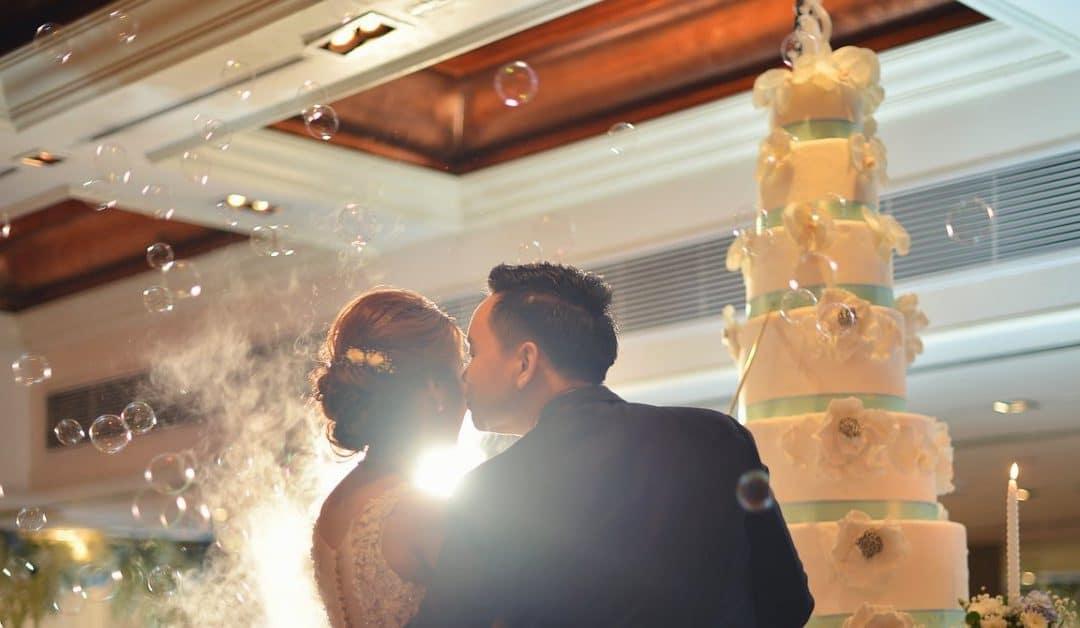 7 dicas para escolher o bolo de casamento