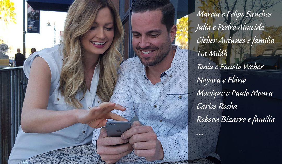 Lista de convidados seletiva para o casamento