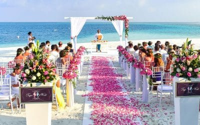10 músicas para casamento na praia