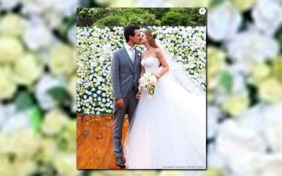 Inspire-se no casamento de Marina Ruy Barbosa!