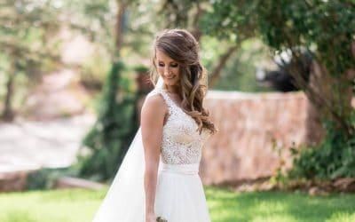 Penteados de casamentos: Deixe os fios soltos!
