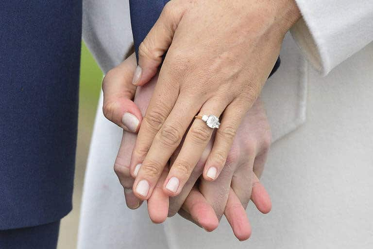 Anel do casamento real