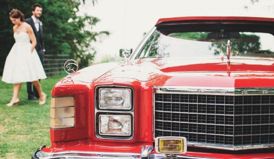 Aluguel de carro para casamento: 10 perguntas!