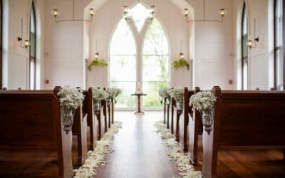Casamentos em capelas: Ideais para mini wedding