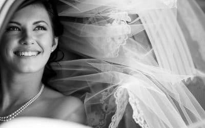 Véu de noiva: Conheça 5 diferentes modelos