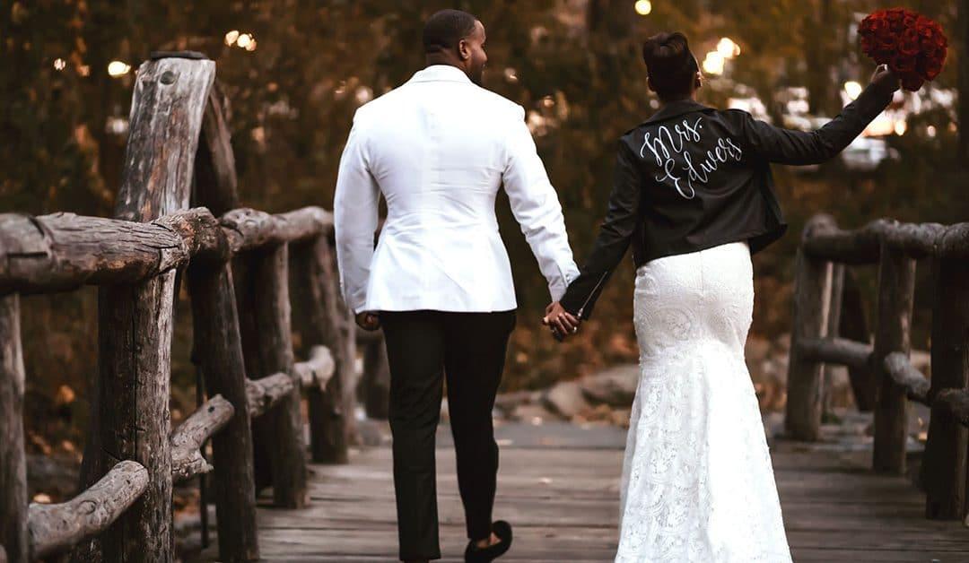 Como usar jaquetas customizadas no casamento