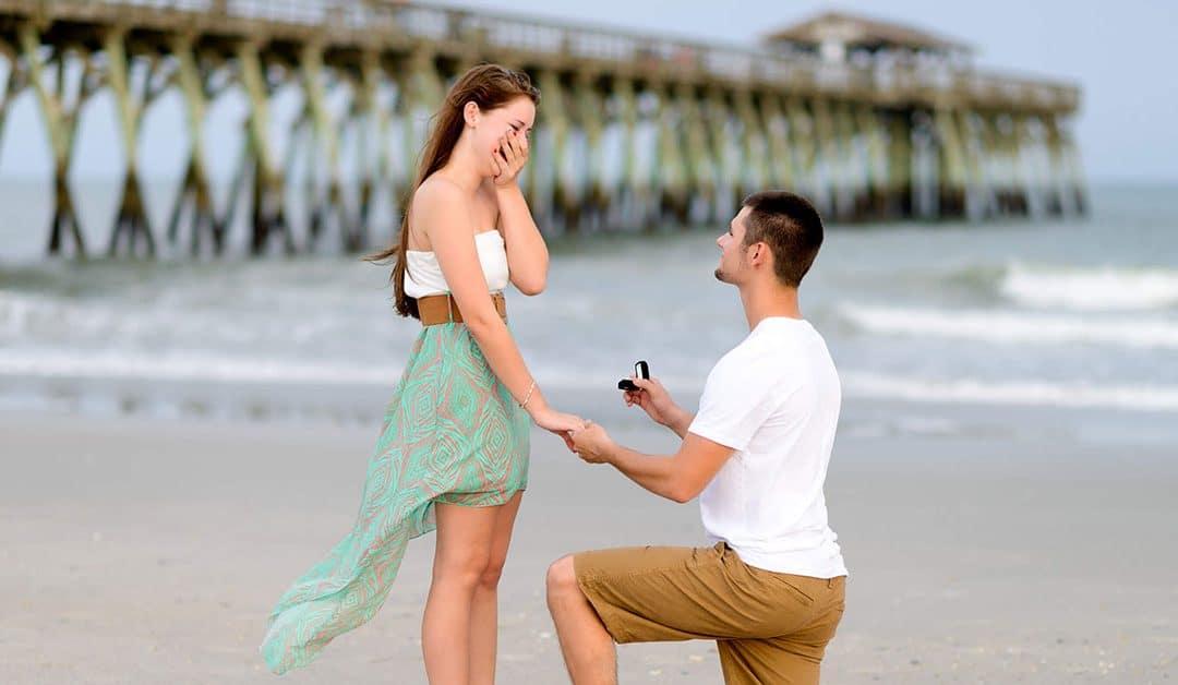 Dicas para fazer seu pedido de casamento inesquecível