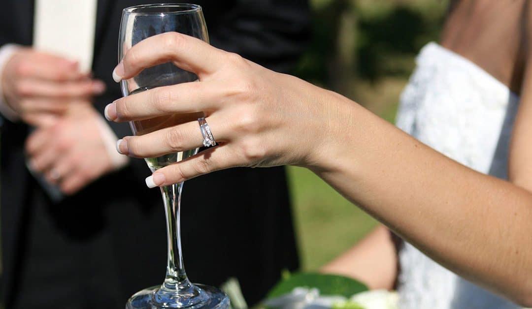 Escolher o melhor espumante para o casamento