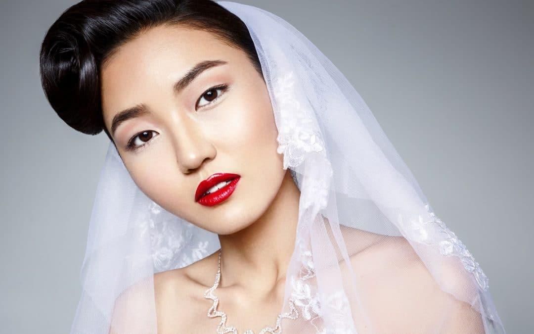 Colorimetria na maquiagem da noiva: Saiba como usar