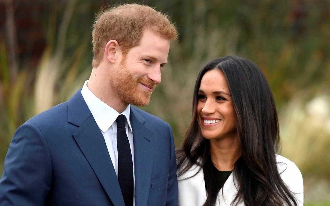 História de amor entre príncipe Harry e Meghan Markle