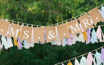Decoração de casamento DIY para casar gastando pouco