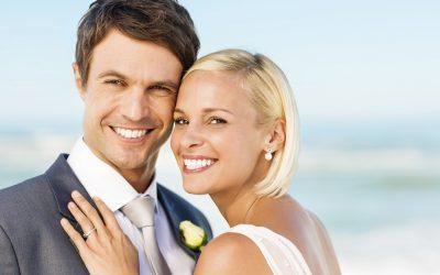 Cuidados bucais para os noivos terem um sorriso perfeito!