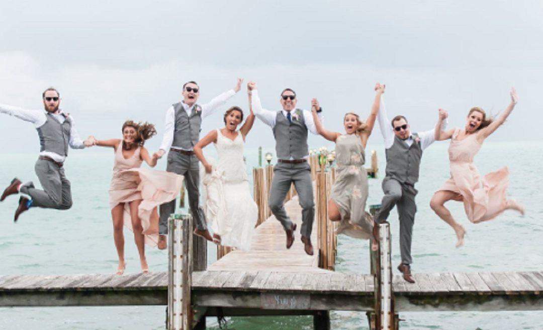 Jelfie no casamento é tendência entre os noivos!