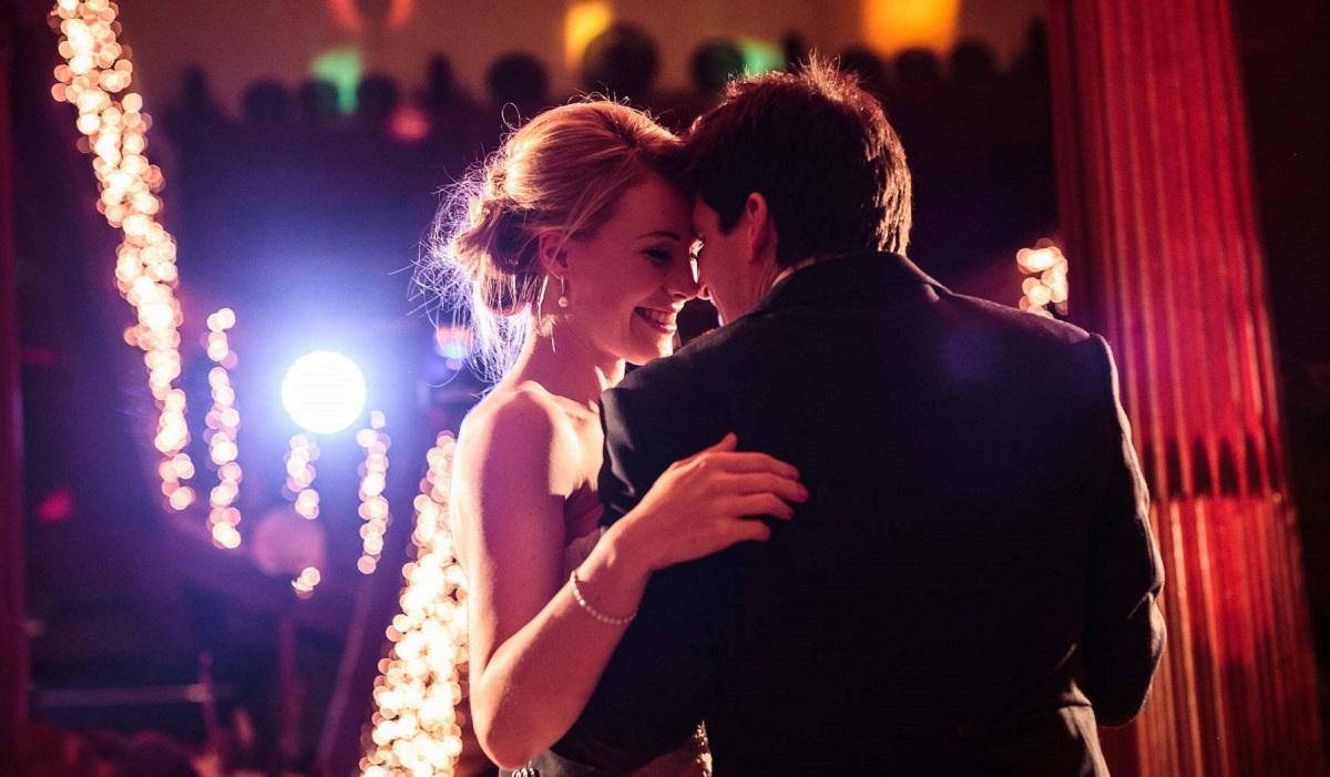 coreógrafo de casamento