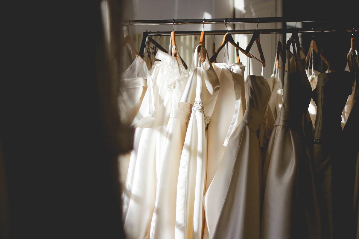 Aluguel de vestido para casamento