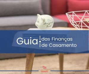 E-book Planejamento Financeiro do Casamento