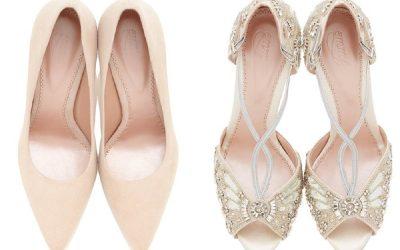 Sapatos para noivas: um guia para escolher o modelo ideal