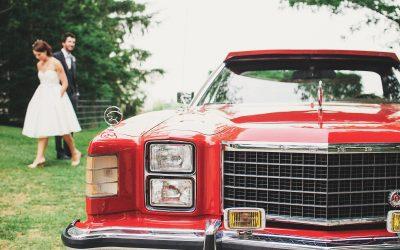 Transporte de casamento: das carruagens aos carros vintage