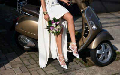 Sapato sem salto para noivas: escolha o ideal!