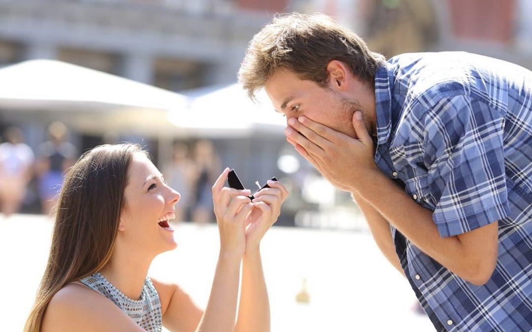 Pedido de casamento inovador para surpreender seu par
