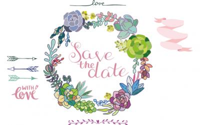 Save the Date: a tendência que chegou com tudo!