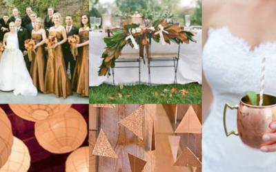 8 cores de casamento incríveis que você não pensou