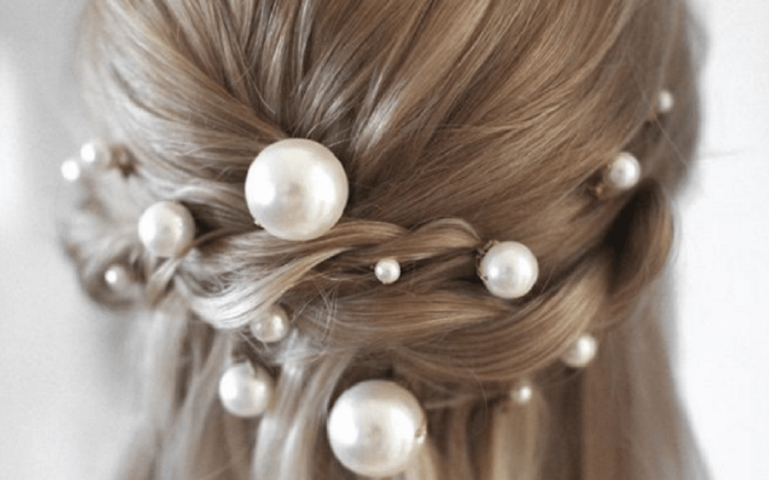 6 opções de tiara de noiva alternativa
