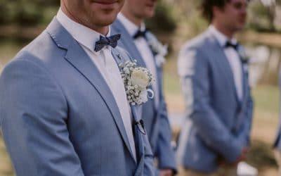Guia sobre o traje de casamento do noivo