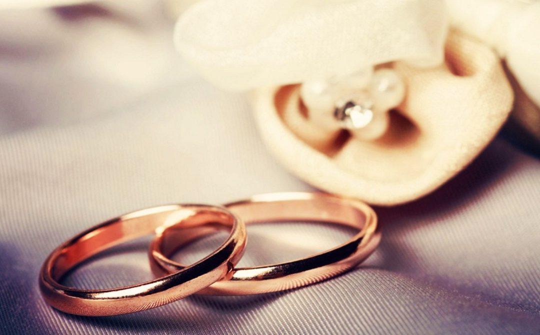 Guia das alianças de casamento em ouro