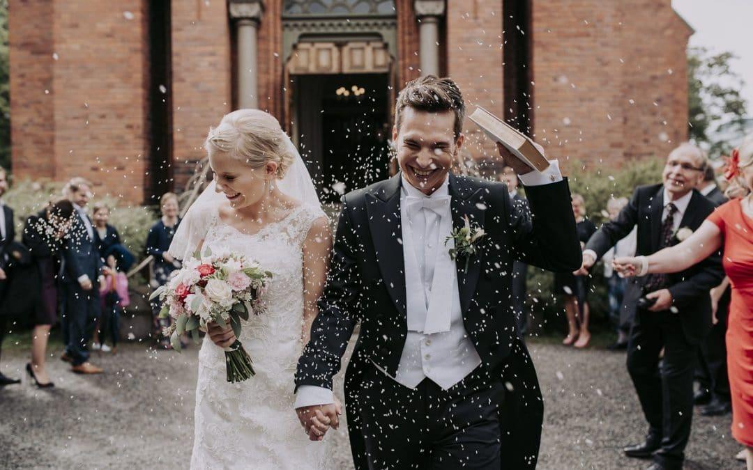 Como surgiu a tradição da chuva de arroz no casamento?