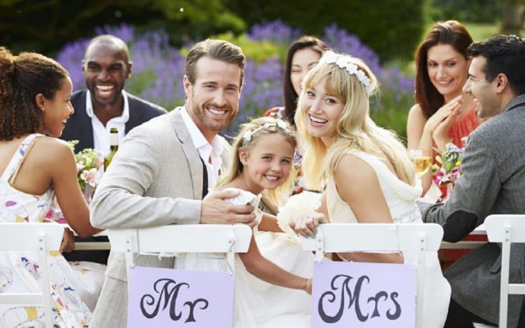6 formas de incluir os filhos na festa de casamento