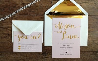 Ideias de texto para convite de casamento