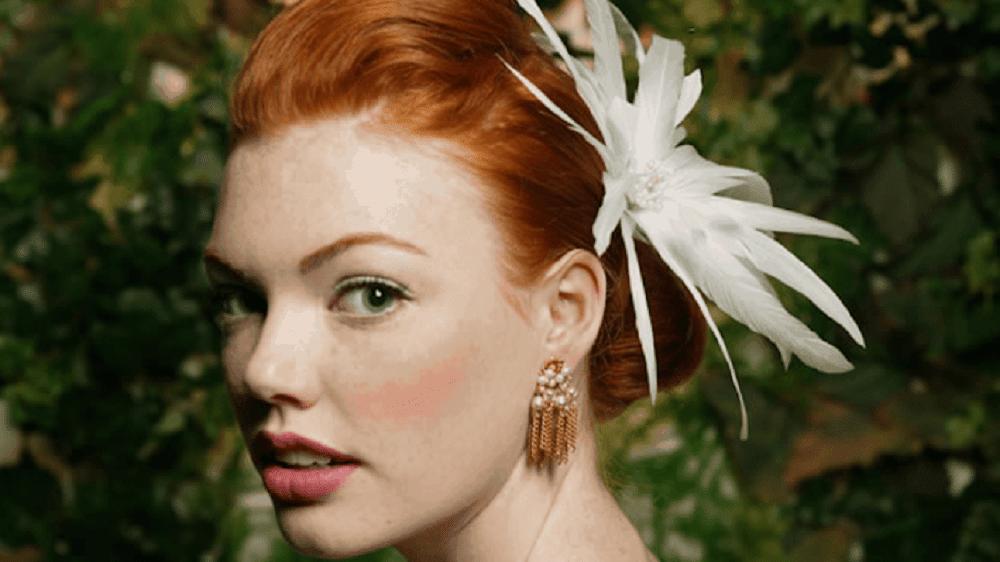 5 dicas simples de maquiagem para noivas ruivas