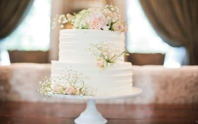 10 lindos bolos de casamento decorados com flores