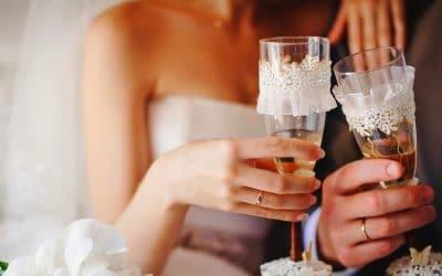 Como comprar bebidas e vinhos para casamento