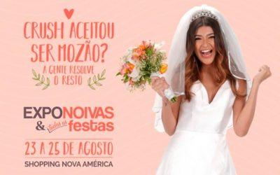 Expo Noivas e Festas: onde encontrar tudo para seu casamento