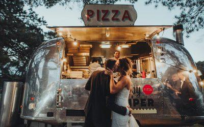Food truck no casamento: nova opção de buffet