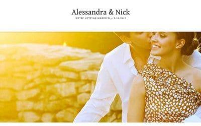 5 dicas para escolher o melhor Site dos Noivos personalizado
