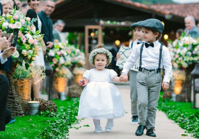 Saiba tudo sobre a daminha de honra no casamento
