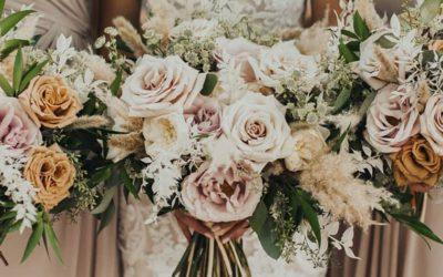Check list de flores de casamento: cada buquê e arranjo a ser planejado