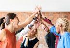 Empresa com bom clima organizacional