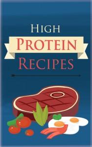 High Protein Recipes by Vasil Pujovski