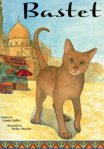 Bargain Book for 09/03/2016:  BASTET by LINDA TALLEY